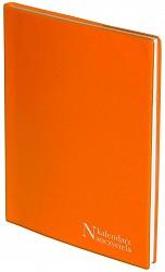 kalendarze nauczycielskie pomarańczowy